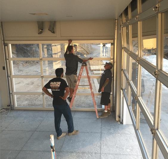 glass-garage-door-repair