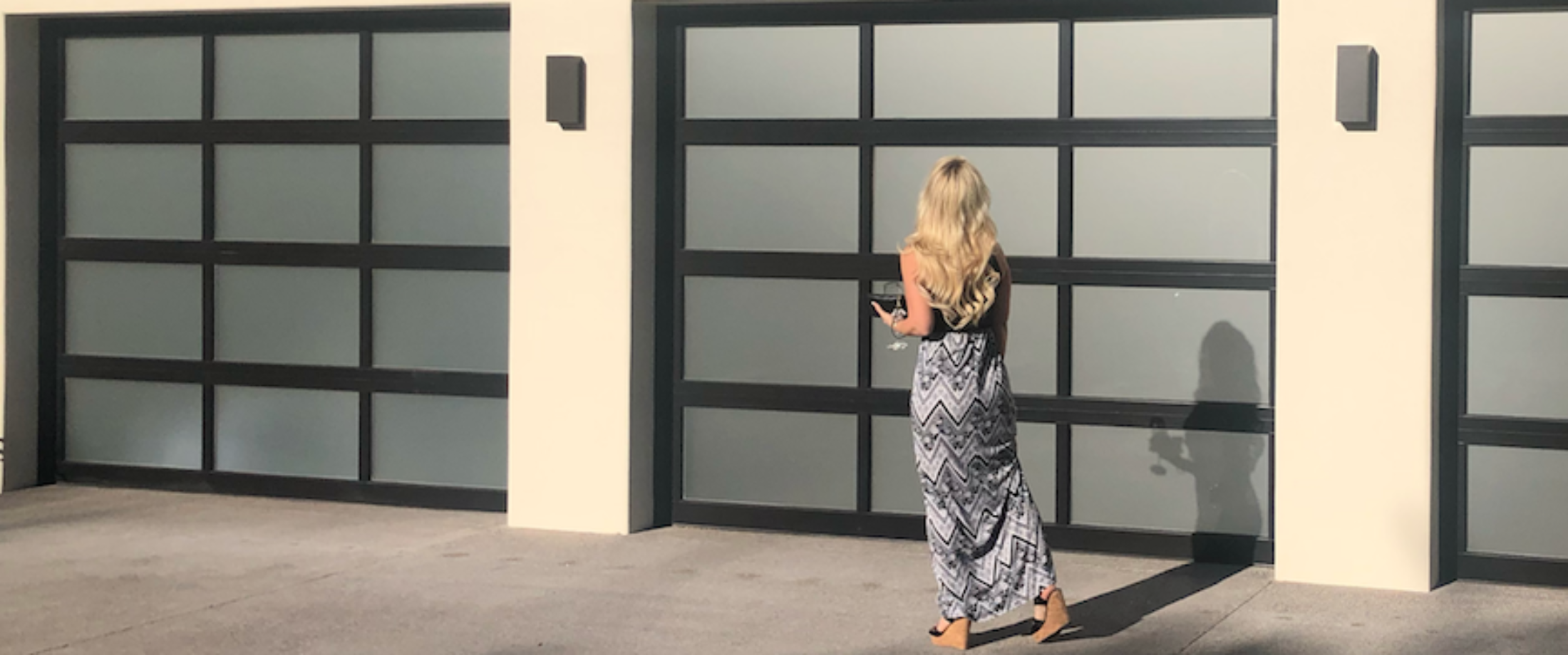 new_glass_garage_doors_phoenix