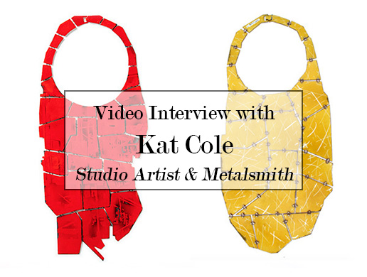 Artist Spotlight: Fine Art Jewelry & Metal Work by Kat Cole