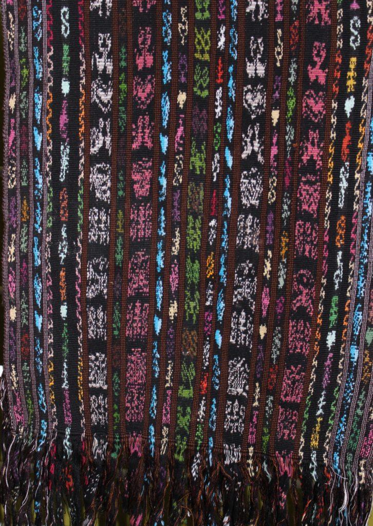 Maya Color weavings