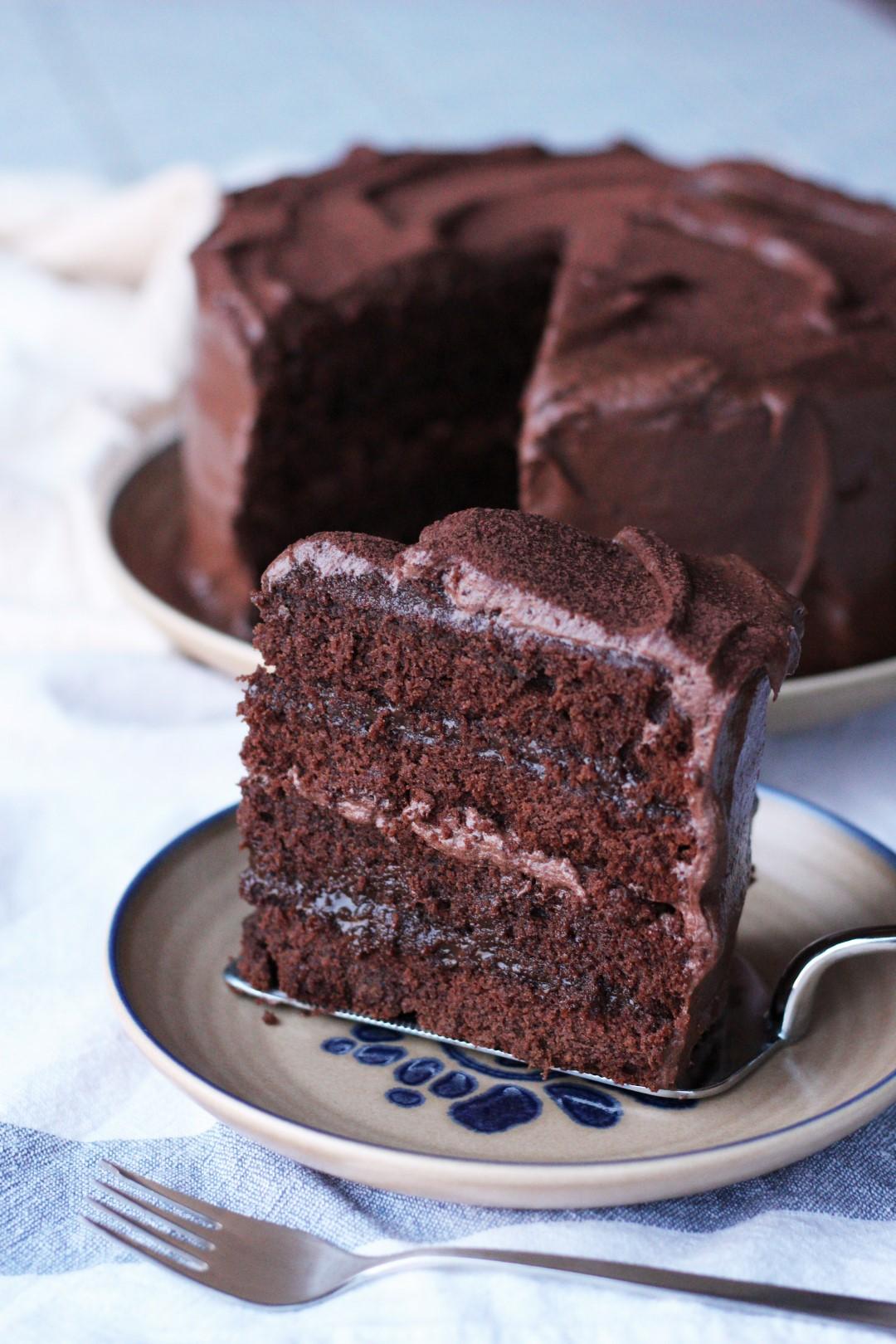 torta de chocolate, receta, cerveza negra
