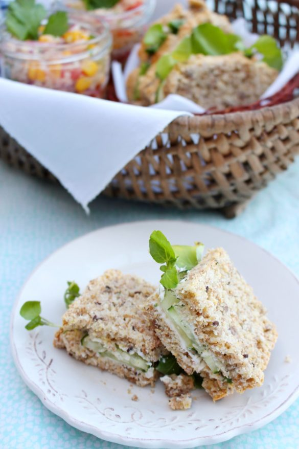 pan integral rápido con semillas, receta de cocina, pan rápido