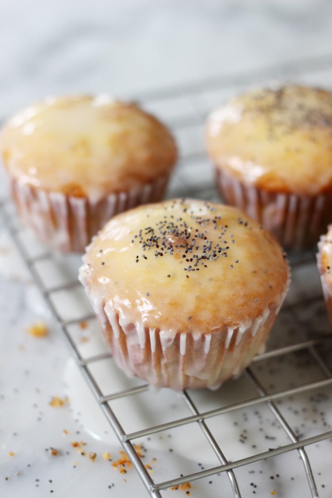 muffins de limón sin gluten, recetas aptas para celíacos, recetas sin tacc, sin trigo, gluten free.