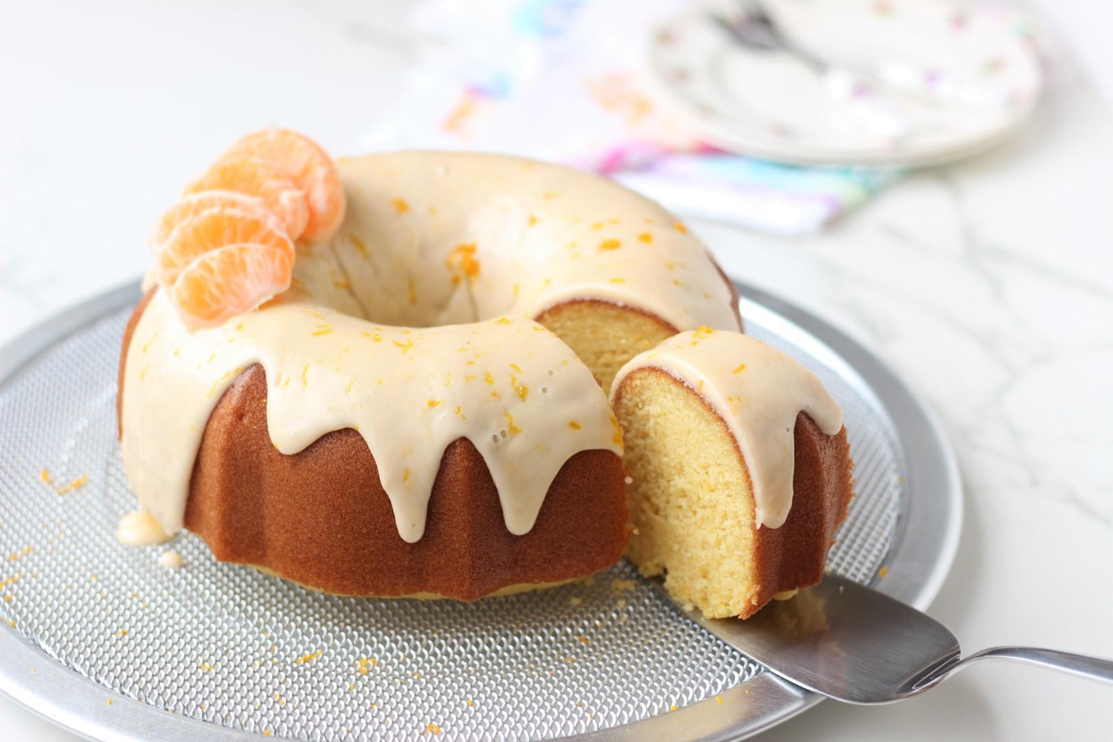 torta pound cake de mandarinas, torta, merienda, tea time, recetas de cocina, cocinar con essen, cacerolas essen, savarín essen, torta fácil