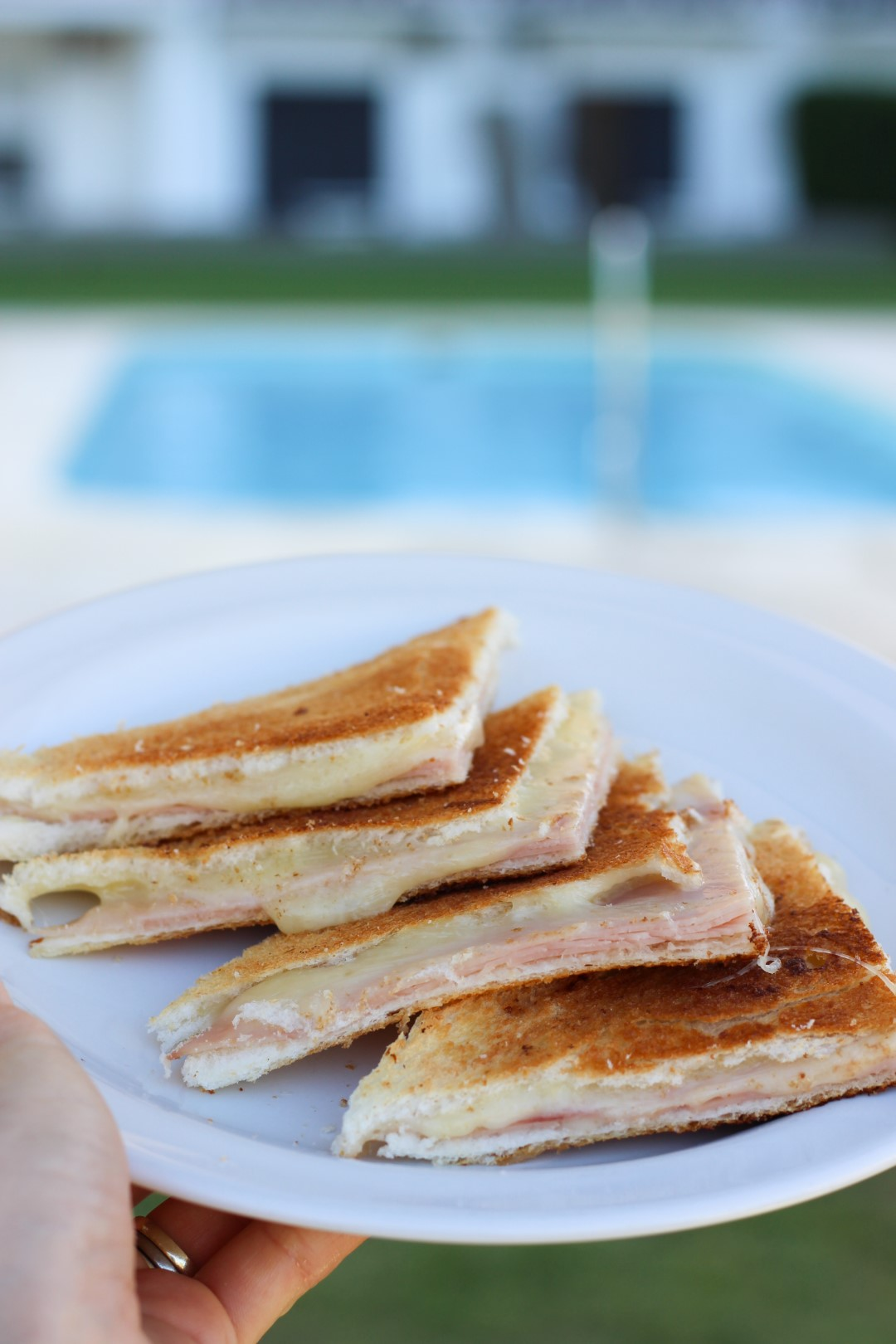 hotel terraza del mar, playa, uruguay, sandwich caliente, tostado
