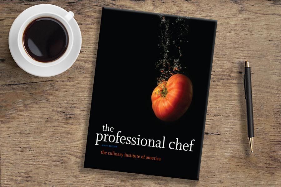 the professional chef, the culinary institute of america, libros de cocina, recetas de cocina, recomendación libros de cocina.