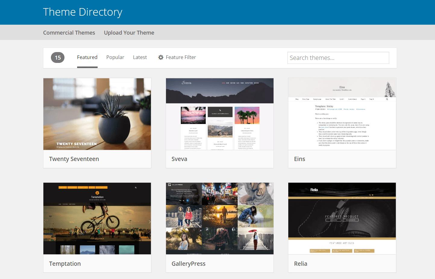 wordpress themes gratis, herramientas para blogueros, como empezar un blog