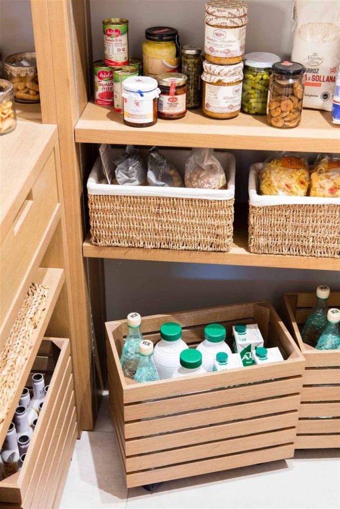despensas, pantry, alacena, como organizar la despensa