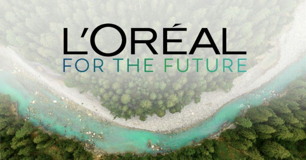 L'oréal for the future, ecología, medio ambiente, covid-19, lancome, grupo l'oréal