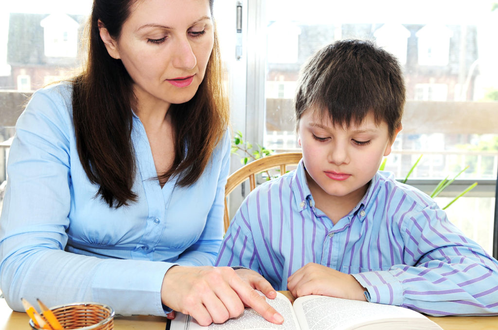 Importance of parents teaching children at home