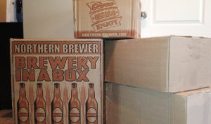 Homebrew in a Box
