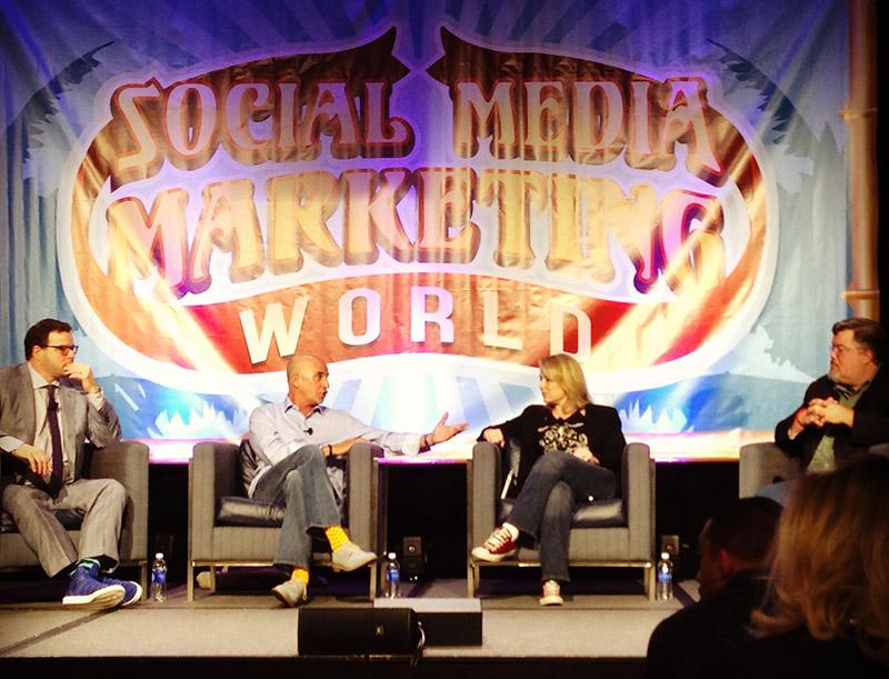 Social Media Marketing World Panel