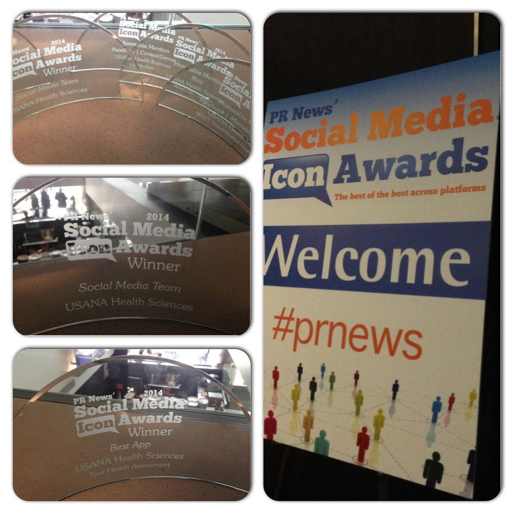 Social Media Icon Awards - Awards