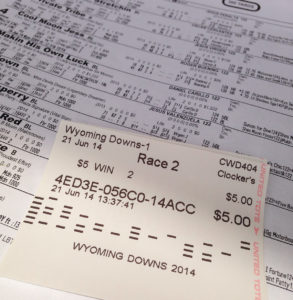 Wyoming Downs Ticket