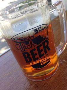 Utah Beer Festival 2014