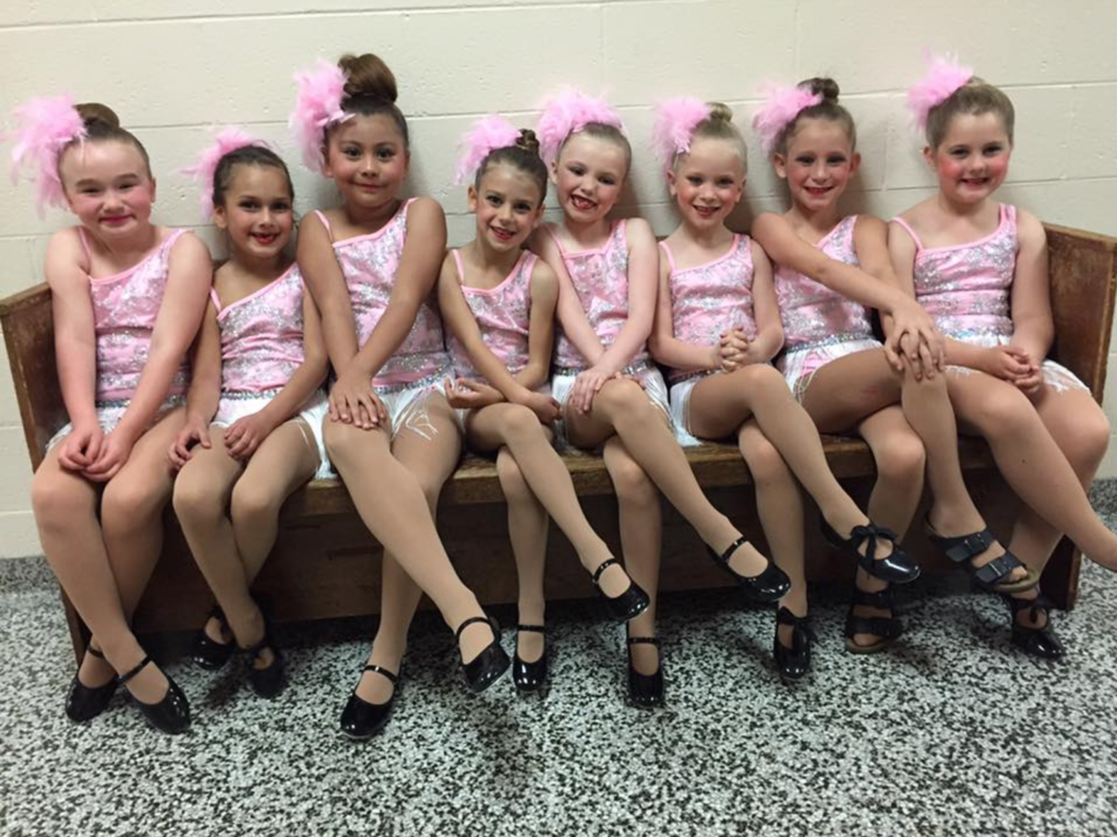 Dance Recital 2017