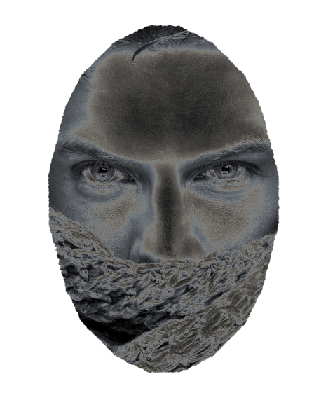 Person of Intrigue graphic male