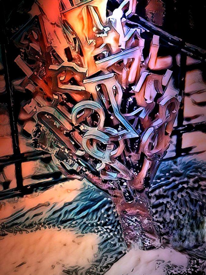 Lolan T Lookbook Production Cast Sprue Tree