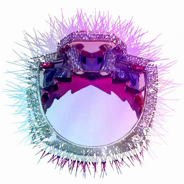 Lolan T Lookbook Private Commission Alexandrite Ring
