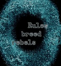 Lolan T Lookbook Rules breed rebels