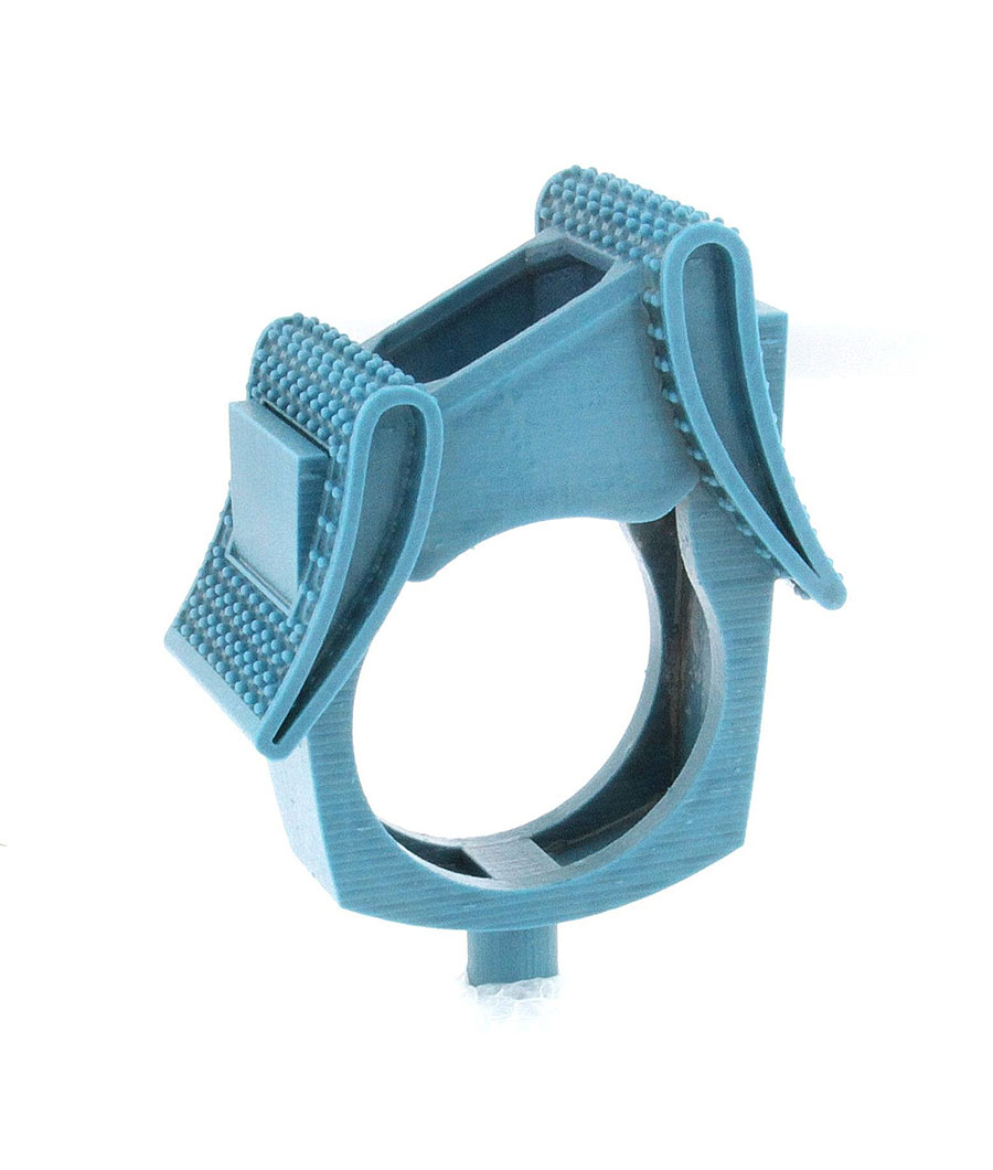 Private Commission Production Process Design CAD Model Buckle Ring