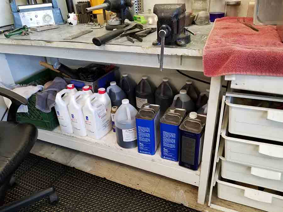 Private Commission Production Process Finish Shop