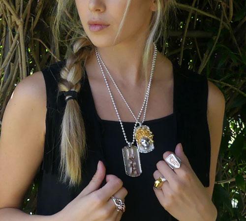 Golgotha Jewelry Line