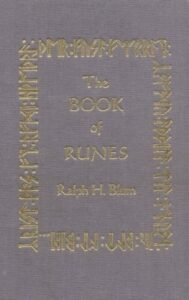The Book of Runes book cover
