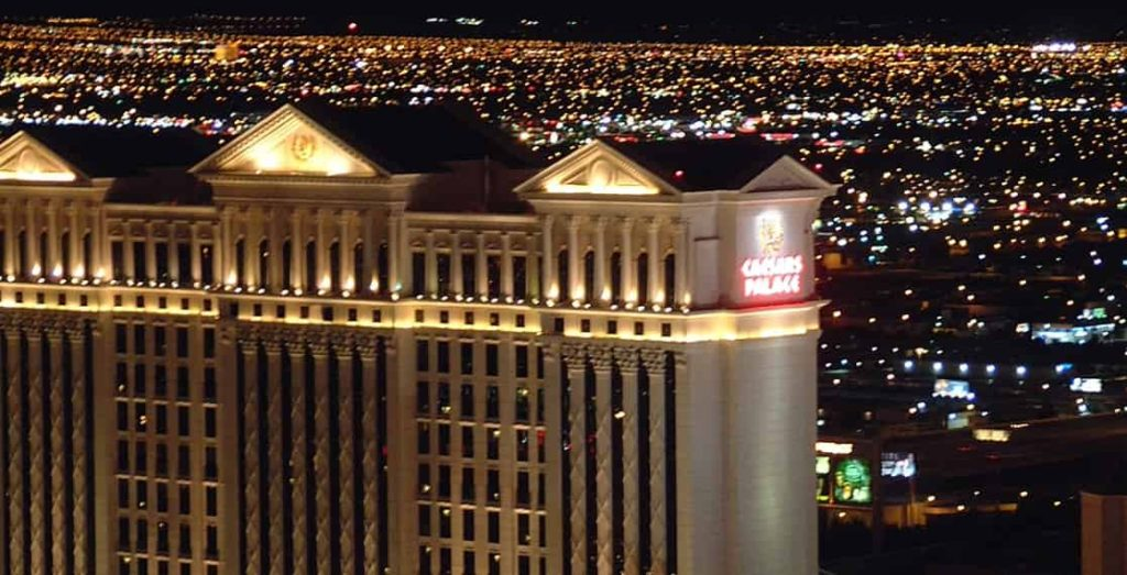 Caesars Palace   Las Vegas, NV. : Lighting Design- Ross De Alessi