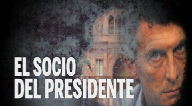 """El adelanto del informe """"censurado"""" de Roberto Navarro sobre Nicolás Caputo, el llamado socio del Presidente Macri"""