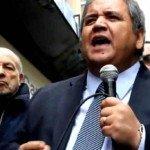 """Sergio Palazzo: """"no hay gas pimienta ni palos que vayan a parar a La Bancaria"""""""