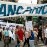 Bancarios: hubo acuerdo salarial y levantaron el paro nacional