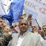 Bancarios: ratificaron paro nacional por despidos y salarios