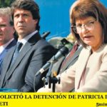 TAILHADE SOLICITÓ LA DETENCIÓN DE PATRICIA BULLRICH Y PABLO NOCETI