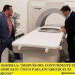 """PABLO MANSILLA: """"DESPUÉS DEL CONTUNDENTE TRIUNFO MARIO ISHII ES EL ÚNICO PARA ENCABEZAR EL PJ BONAERENSE"""""""