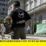 LOS JUDICIALES BONAERENSES CON NUEVAS MEDIDAS DE FUERZA