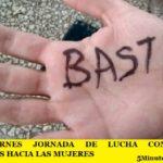 ESTE VIERNES JORNADA DE LUCHA CONTRA LAS VIOLENCIAS HACIA LAS MUJERES