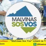 """Malvinas Argentinas   """"Malvinas Sos Vos"""" estará esta semana en Villa de Mayo y en Los Polvorines"""