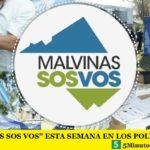 """""""MALVINAS SOS VOS"""" ESTA SEMANA EN LOS POLVORINES"""