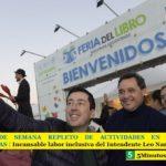 UN FIN DE SEMANA REPLETO DE ACTIVIDADES EN MALVINAS ARGENTINAS   Incansable labor inclusiva del Intendente Leo Nardini