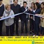 LA FERIA DEL LIBRO ABRIÓ SUS PUERTAS EN MALVINAS ARGENTINAS | Un Municipio presente para bienestar de la familia