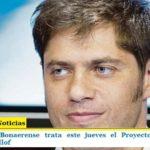 La Legislatura Bonaerense trata este jueves el Proyecto Impositivo del Gobernador Kicillof