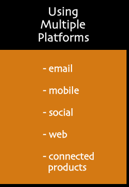 Using Multiple Platforms