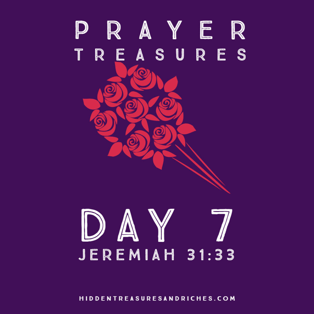 Prayer Treasures