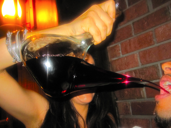El Porron @ Corcho Wine Room on Dyckman Street
