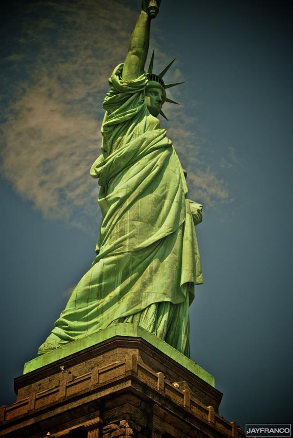 Statue of Liberty - Jay Franco