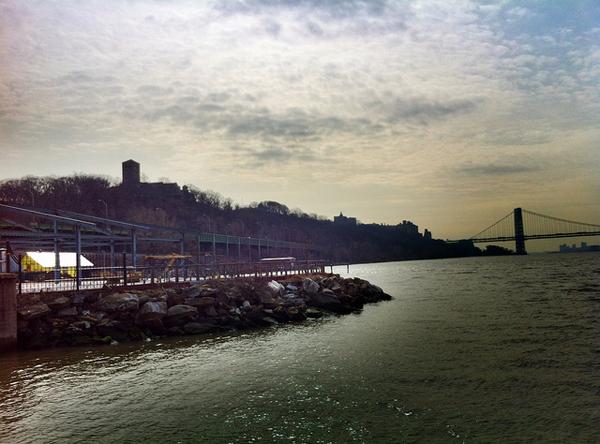 Walking Off the Big Apple Takes A Stroll through Uptown Manhattan