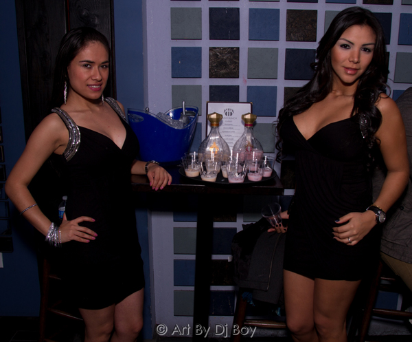 Pics From The Bago Bunch Mixer @ Dyckman Bar - Washington Heights