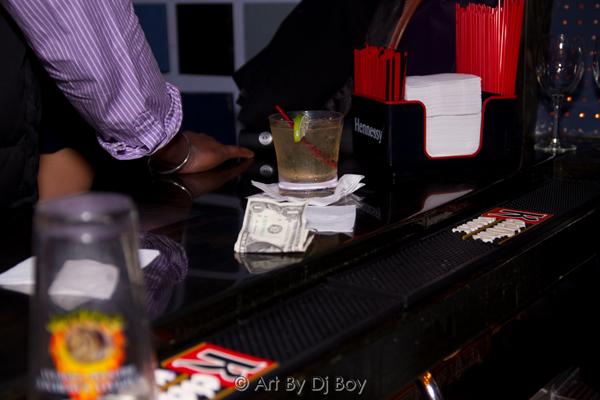 Pics From The Bago Bunch Mixer @ Dyckman Bar - Washington Heights