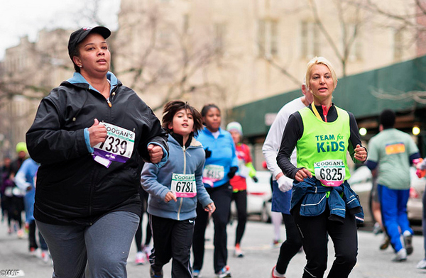 Coogan's 5 K Run Washington Heights